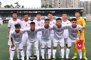 Xem trực tiếp U18 Việt Nam vs U18 Hong Kong ở đâu?
