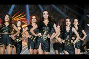 Á hậu Phương Nga cover vũ đạo 'Kill This Love' của BLACK PINK: 'Mặt tiền' Miss Grand Int' có khác!