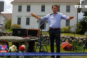 Thêm một ứng cử viên tham gia tranh cử Tổng thống Mỹ