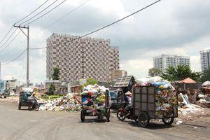 TP. Hồ Chí Minh: Chuyển đổi phương tiện thu gom rác cũ, thô sơ
