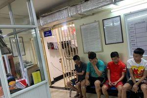 Hà Nội: Đột nhập quán bar, phát hiện nhiều thanh niên đang phê ma túy