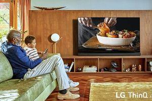LG mang những siêu phẩm nghe nhìn tới Việt Nam