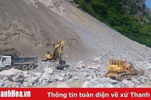 Hơn 10 tỷ đồng khai thác mỏ đá vôi làm vật liệu xây dựng thông thường tại núi Mố