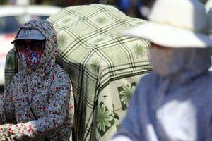 Phòng tránh say nắng vào những ngày nắng nóng cao điểm