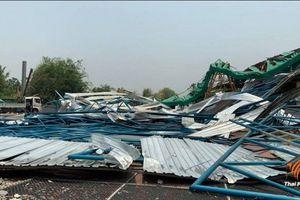 Bão mùa hè phá hủy 1.000 ngôi nhà xung quanh Chiang Mai