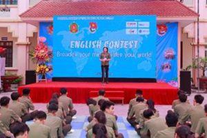 Học viện Chính trị CAND tổ chức cuộc thi Olympic Tiếng Anh