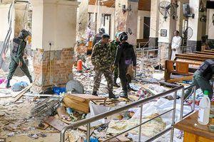 Hiện trường vụ nổ bom kinh hoàng tại Sri Lanka làm 207 người chết