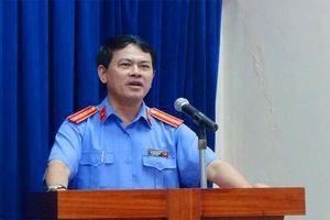'Khởi tố nguyên Phó Viện trưởng VKS Đà Nẵng là một quyết tâm cao'