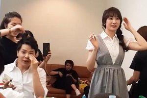 Hari Won đòi 'xử' Trịnh Thăng Bình vì mang Trấn Thành ra đùa