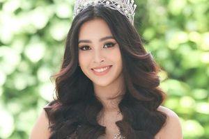 Hoa hậu Tiểu Vy 'bận đến mức không có thời gian để yêu''
