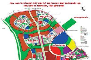 Phát Đạt trúng đấu giá quyền sử dụng đất Phân khu số 2 thuộc Khu đô thị du lịch sinh thái Nhơn Hội, Bình Định