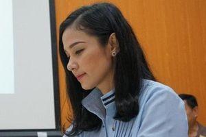 'Người đẹp Tây Đô' Việt Trinh đăng kí hiến tạng sau khi qua đời