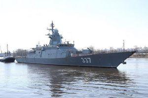 Siêu chiến hạm 2.000 tấn của Nga thoát cảnh bị bán thanh lý một cách ngoạn mục