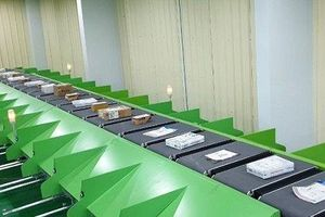 Hệ thống phân loại bưu kiện làm thay đổi sức ép cạnh tranh ngành logistics