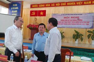 TP.HCM quyết trị nạn khai thác cát trái phép ở Cần Giờ