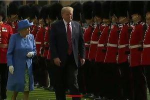 Lần đầu ông Trump có chuyến thăm cấp nhà nước tới Anh