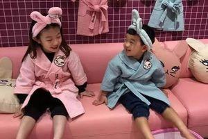 Bên trong spa dành cho trẻ em ở Hàn Quốc sang chảnh đến mức nào?