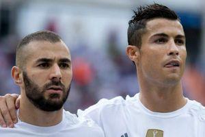 Benzema lập thành tích ghi bàn khiến Ronaldo cũng chịu thua tại Real