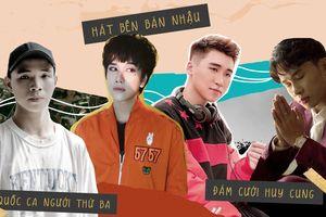 Vpop đầu năm 2019: Khi những siêu hit được sinh ra từ status
