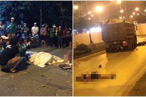 Đêm 22.4, Hà Nội xảy ra hàng loạt vụ tai nạn kinh hoàng