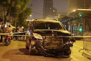 Danh tính chủ 'xe điên' gây tai nạn khiến nữ lao công tử vong