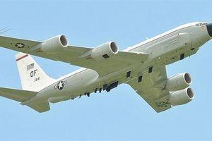 Máy bay trinh sát của Mỹ giám sát Triều Tiên?