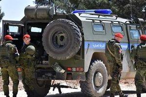 Quân cảnh Nga đụng độ với Vệ binh Cách mạng Iran?