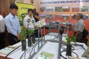 Phát triển hệ thống tưới nhằm ứng phó với biến đổi khí hậu khu vực Tây Nguyên