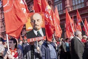 Kỷ niệm 149 năm Ngày sinh lãnh tụ giai cấp vô sản V. I. Lenin