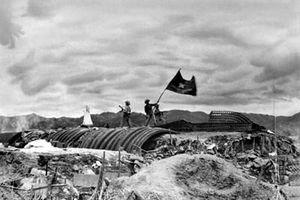 Phát huy tinh thần Chiến thắng Điện Biên Phủ, Quân đội nhân dân Việt Nam quyết tâm bảo vệ vững chắc Tổ quốc Việt Nam xã hội chủ nghĩa