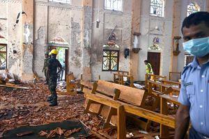 Sri Lanka săn lùng những kẻ đánh bom liều chết