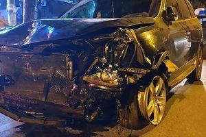 Danh tính tài xế 'xe điên' gây tai nạn liên hoàn trong đêm
