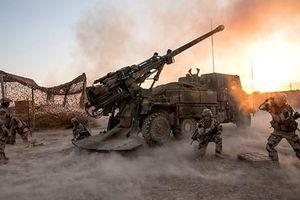Pháp 'trúng đậm' hợp đồng bán siêu pháo CAESAR, có phải Việt Nam?