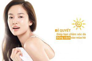 Những phương pháp giúp da 'dễ thở', sạch mụn trong ngày nắng nóng