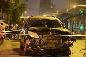 Khởi tố vụ án tài xế đâm xe liên hoàn khiến 1 người tử vong tại đường Láng