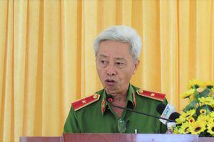 Tướng Phan Anh Minh: Công trình trọng điểm quốc gia cũng dùng cát của 'cát tặc'