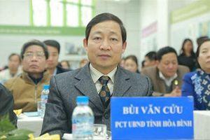 Phó Chủ tịch Hòa Bình lên tiếng về gian lận thi cử