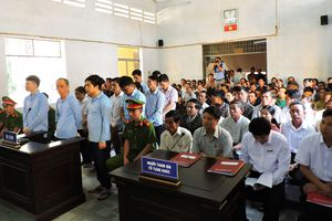 Xét xử vụ chiếm đoạt tài sản tại Agribank Krông Bông, Đắk Lắk