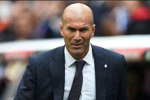 Lộ diện 'danh sách đen' của HLV Zidane tại Real