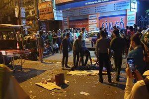 Lời khai của tài xế ô tô tông chết nữ lao công ở Hà Nội