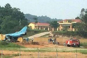 Bộ Quốc phòng thông tin chính thức về sự cố máy bay quân sự tại Yên Bái