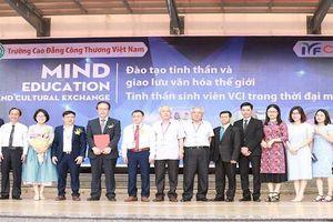 Trường Cao đẳng Công thương Việt Nam: Tổ chức thành công chương trình giao lưu văn hóa quốc tế và giáo dục tinh thần cho sinh viên