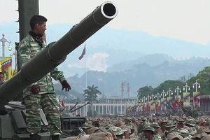 Nga lo sợ nguy cơ Mỹ xâm lược Venezuela đang trở thành hiện thực
