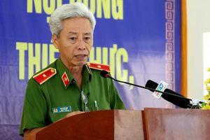 Thiếu tướng Phan Anh Minh: Xử thẳng 'cát tặc', nhiều dự án sẽ đình trệ