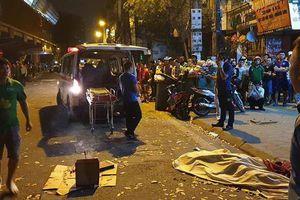 Danh tính tài xế 'xe điên' gây tai nạn liên hoàn khiến nữ nhân viên quét rác tử vong
