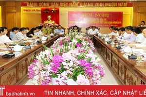 Hà Tĩnh phát động giải báo chí cấp tỉnh viết về xây dựng Đảng năm 2019