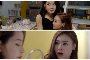 Lan Ngọc và Chi Pu tiếp tục làm bạn thân trong tập 51 'Mối Tình Đầu Của Tôi'