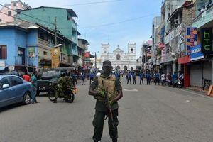 Sri Lanka ban bố tình trạng khẩn cấp quốc gia sau các vụ tấn công