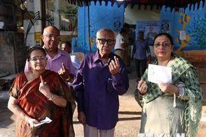 Ấn Độ bắt đầu tổ chức vòng 3 cuộc bầu cử Hạ viện khóa 17