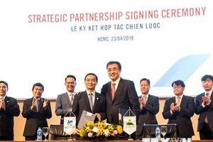 Hyundai Elevator đầu tư 575 tỷ đồng vào Tập đoàn xây dựng Hòa Bình